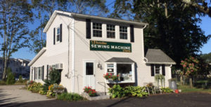 Shoreline Sewing Machine Company store photo